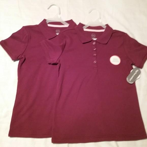 da70ebf1 ... burgundy school uniform polo. M_5c3bdbdbc617772f836a03e0. Other Shirts  & Tops ...